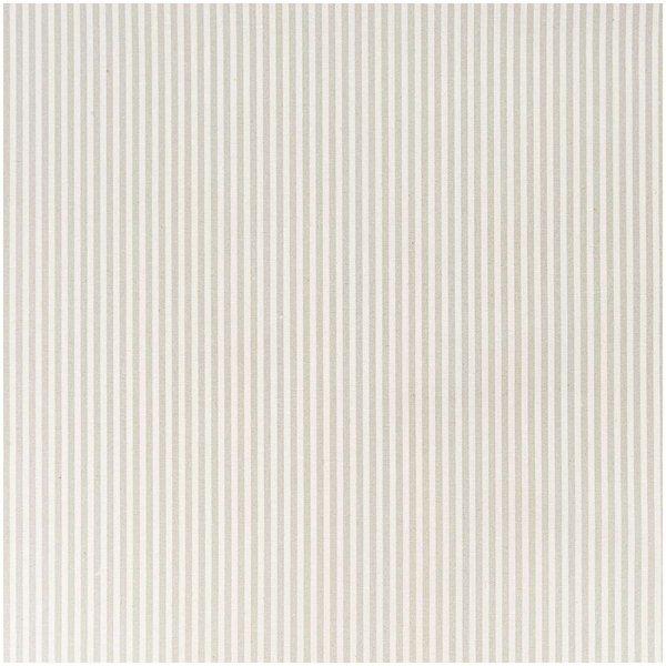 Rico Design Stoff grau-weiß gestreift 160cm