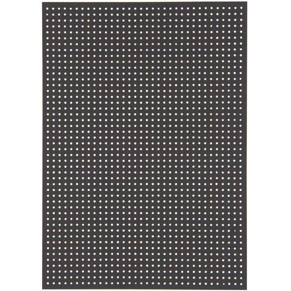 Paper Poetry Stickkarton schwarz 17,5x24,5cm 10 Bogen