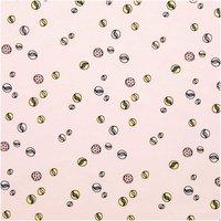 Rico Design Jerseystoff Murmeln rosa 145cm