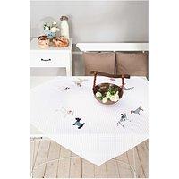 Rico Design Stickpackung Decke Hunde 95x95cm