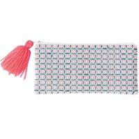 Rico Design Stickpackung Etui Muster 11x22,5cm
