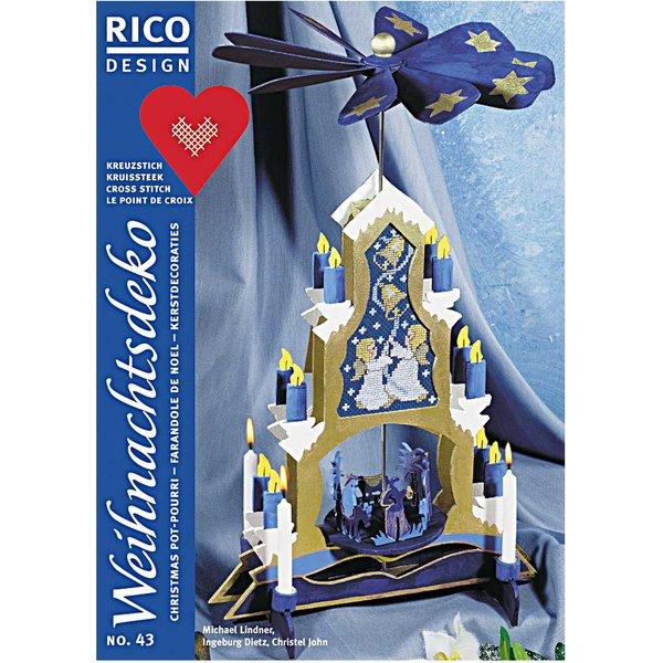 Rico Design Weihnachtsdeko Nr.43