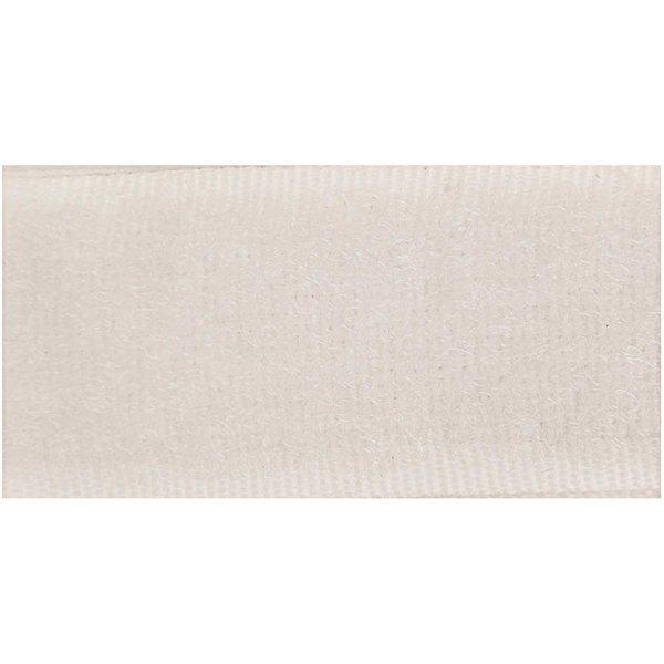 Rico Design Klettband zum Annähen weiß 50cm