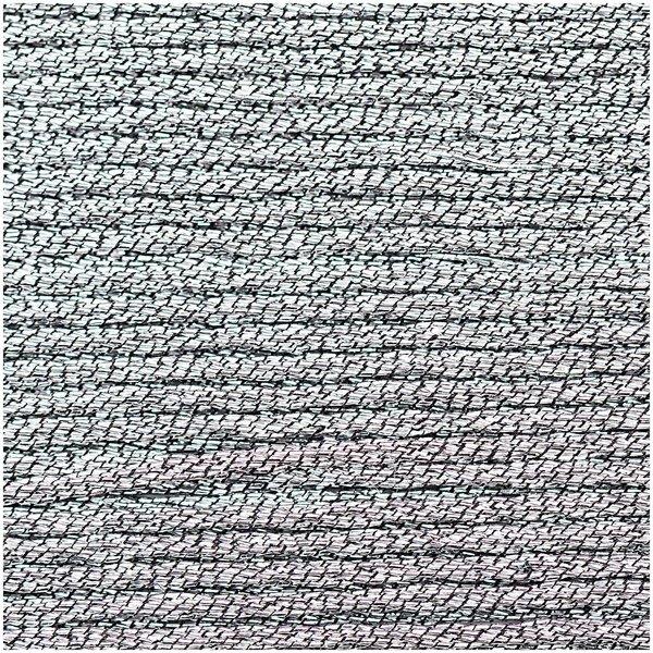 Rico Design Sticktwist Metallic No. 04 silber 40m