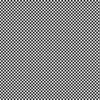 Rico Design Stoff Schachbrett schwarz 50x160cm