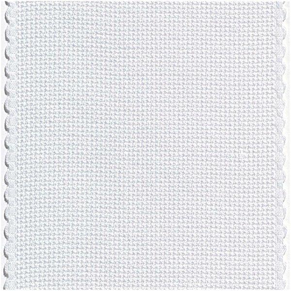 Rico Design Aidaband weiß 5cm