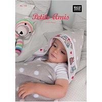 Rico Design Stickbuch Petit Amis Nr.139