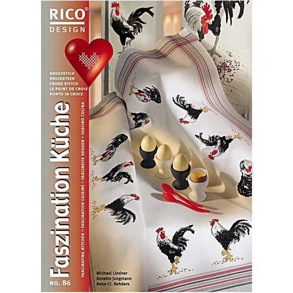 Rico Design Faszination Küche Nr.88