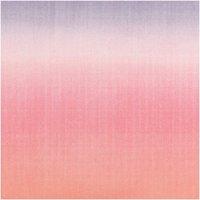 Rico Design Druckstoff Crafted Nature Farbverlauf rosa 50x140cm