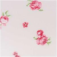 Rico Design Stoff Rosen rosa 160cm