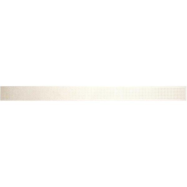 Rico Design Filzband zum Besticken weiß 150x6cm