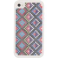 Rico Design Stickpackung Rauten mit Handyhülle für Iphone 5/5S