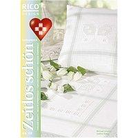 Rico Design Hardanger - Zeitlos schön Nr.68