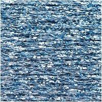 Rico Design Sticktwist Metallic No. 10 blau 40m