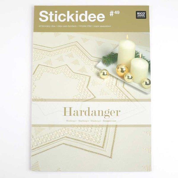 Rico Design Stick-Idee Nr.49