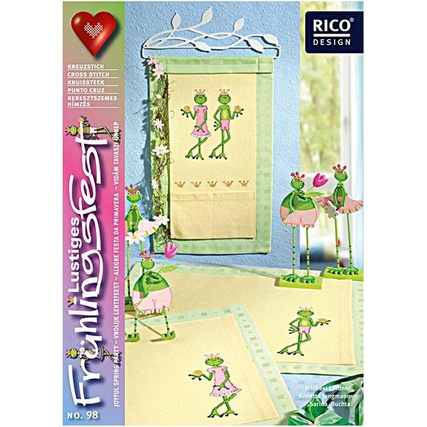 Rico Design Lustiges Frühlingsfest Nr.98
