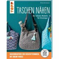 TOPP Taschen nähen - Die tollsten Modelle für Einsteiger