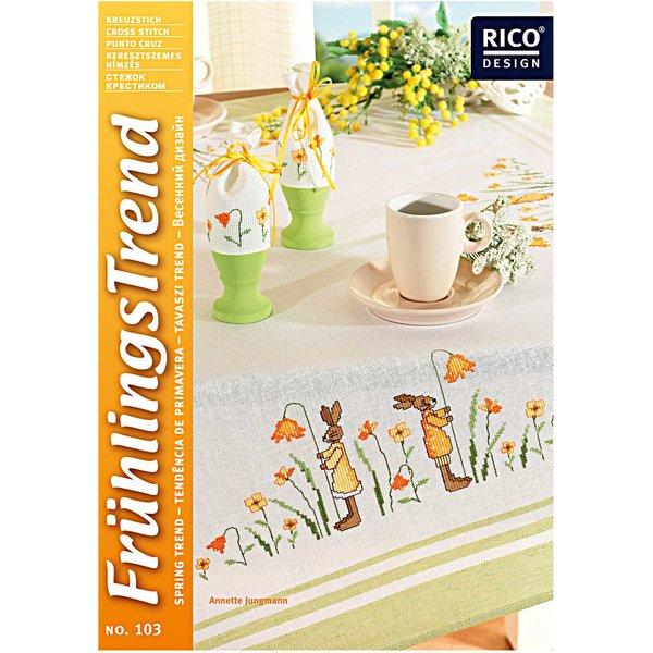 Rico Design Frühlingstrend Nr.103