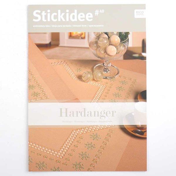 Rico Design Stick-Idee Nr.40