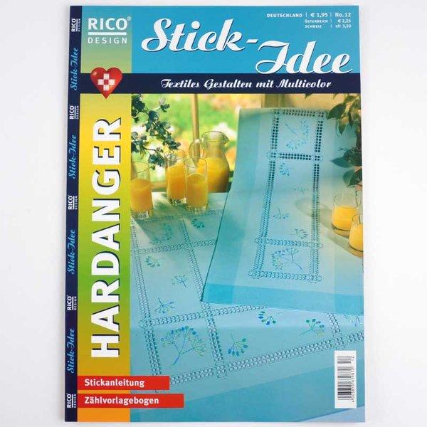 Rico Design Stick-Idee Nr.12