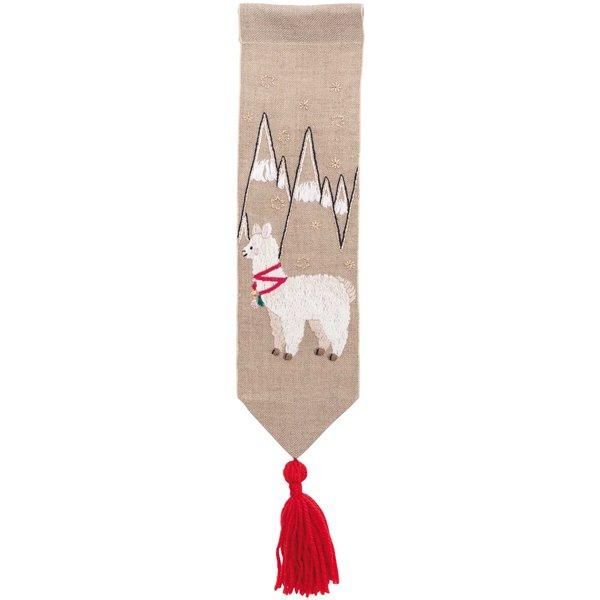 Rico Design Stickpackung Behang Lama 10x34cm