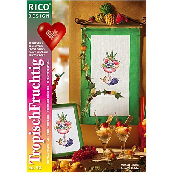 Rico Design Tropisch Fruchtig Nr.92
