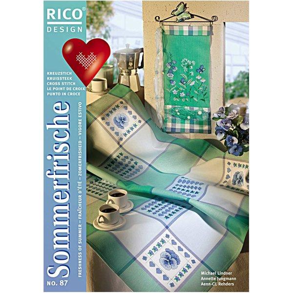 Rico Design Sommerfrische Nr.87
